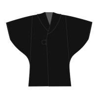ヘチマ衿コート
